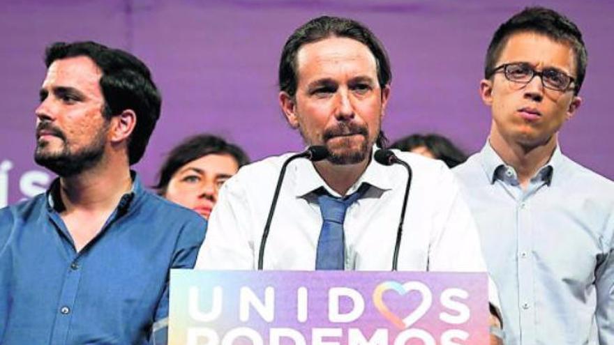 """Pablo Iglesias  pide a los suyos """"prudencia, mesura y templanza"""""""