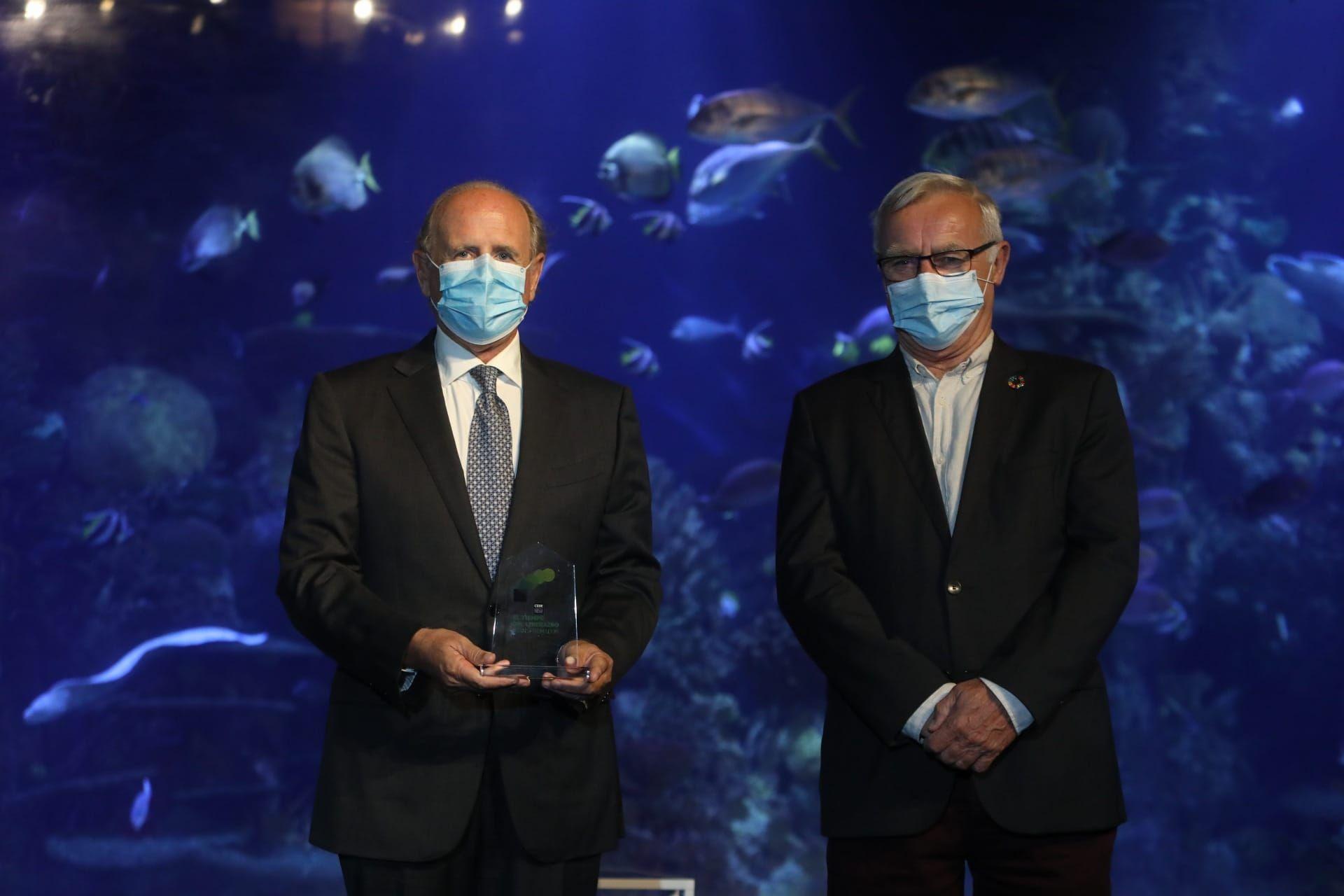 La Fundación CEDE entrega en Valencia sus premios anuales a EDEM, Casa Caridad, Grupo Pamesa, Aitex y al empresario Javier Fur Quesada