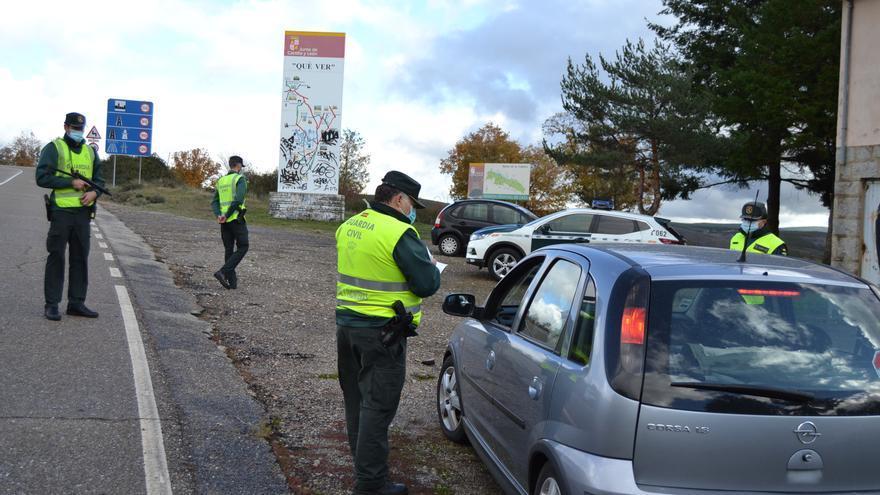 Las multas de la pandemia en Zamora: 890 vecinos han alegado y 1.800 ya han pagado