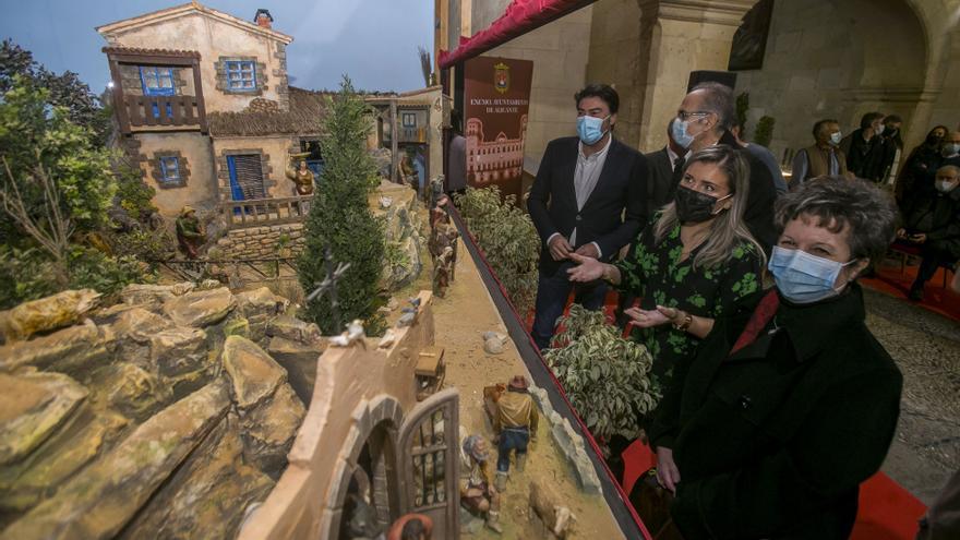 Alicante asegura la Navidad