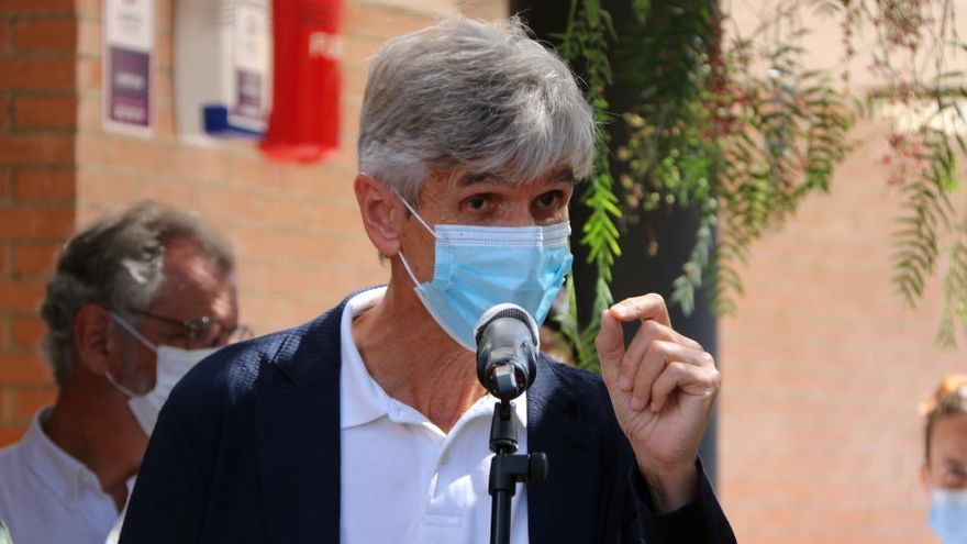 Catalunya no avançarà la desescalada pel pont de la Constitució