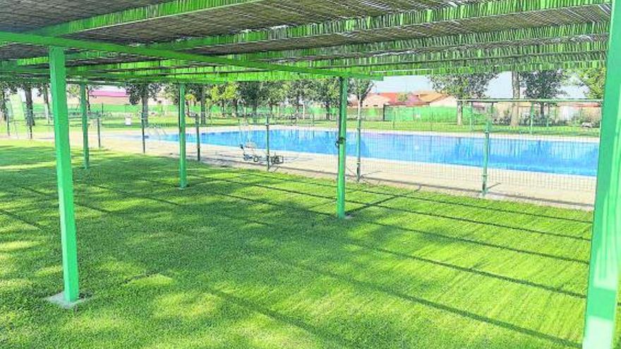 Villalpando invierte 50.000 euros en la mejora de las piscinas
