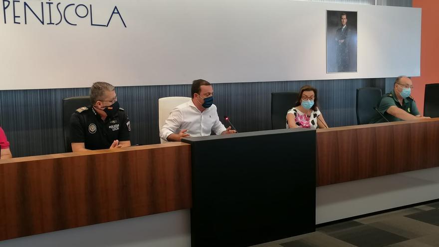 Peñíscola urge apoyos al Gobierno para frenar el avance del 'top manta'
