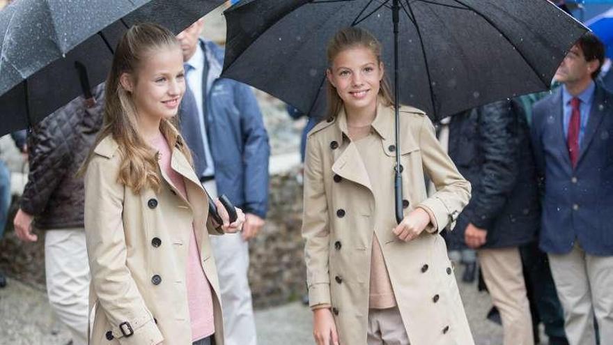 La Princesa Leonor y la Infanta Sofía reaparecerán en pleno confinamiento con 'El Quijote'