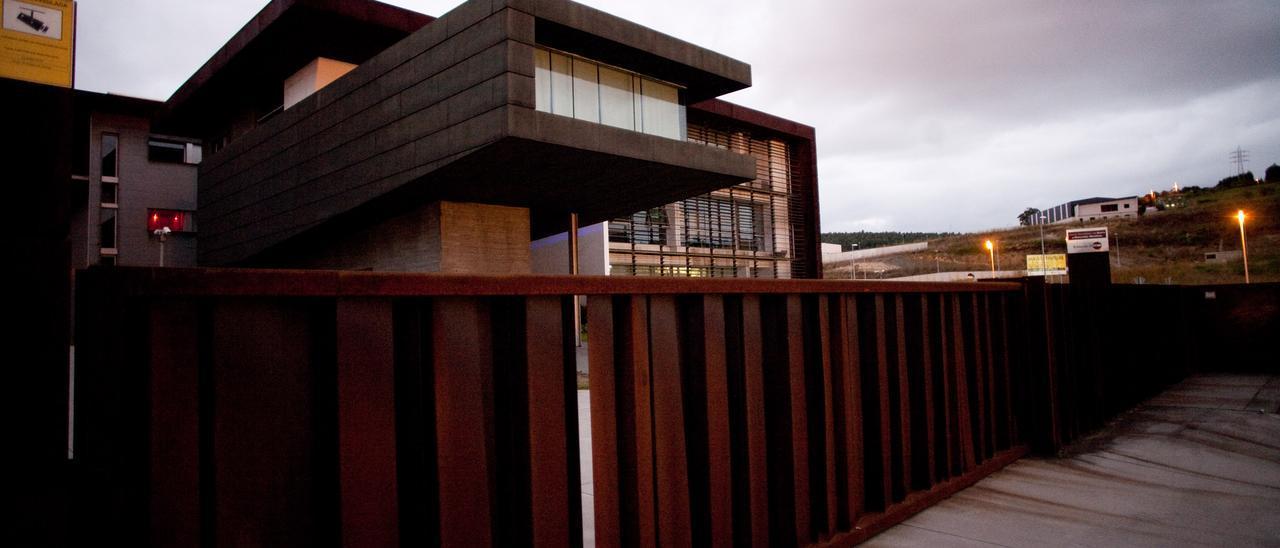 Centro tecnológico de los materiales de Avilés.