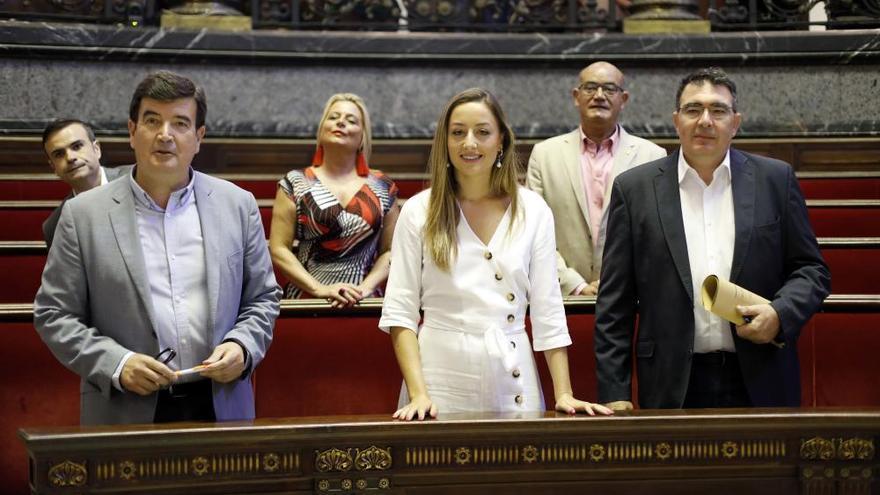 """Ribó y Gómez firman el pacto por """"una ciudad feminista, amable y de oportunidades"""""""