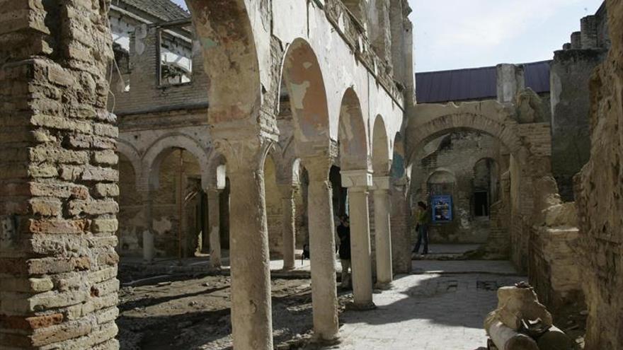 Los vecinos reclaman que se rehabilite el convento Regina sin perder las ayudas