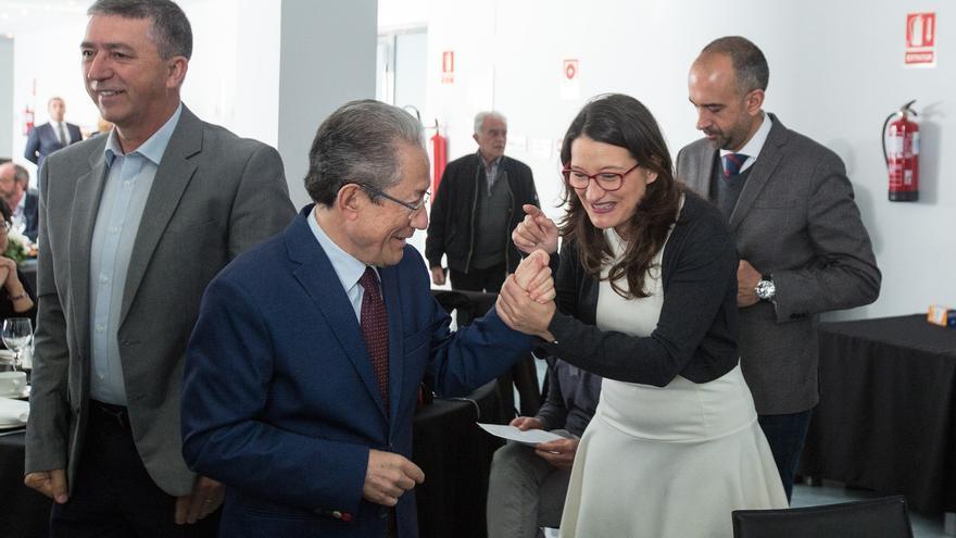 """Ángel Luna: """"Oltra ha dejado claro que se ha producido una intervención en una investigación del Síndic"""""""
