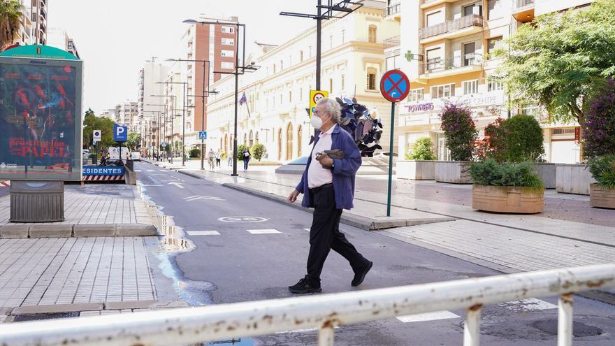 'Día Sin Coches' en Castelló