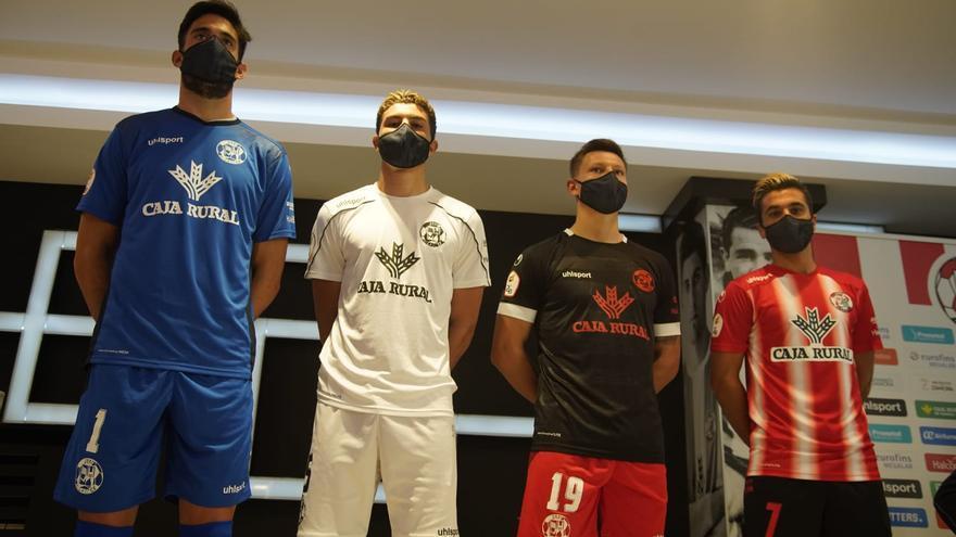 Uhlsport vestirá al Zamora CF durante los próximos dos años