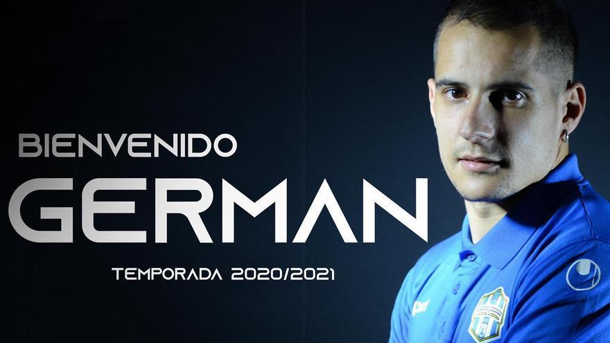 Germán Romero, nuevo refuerzo para el Atlético Benavente