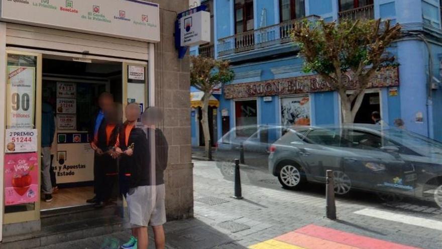 La Bonoloto premia a Canarias
