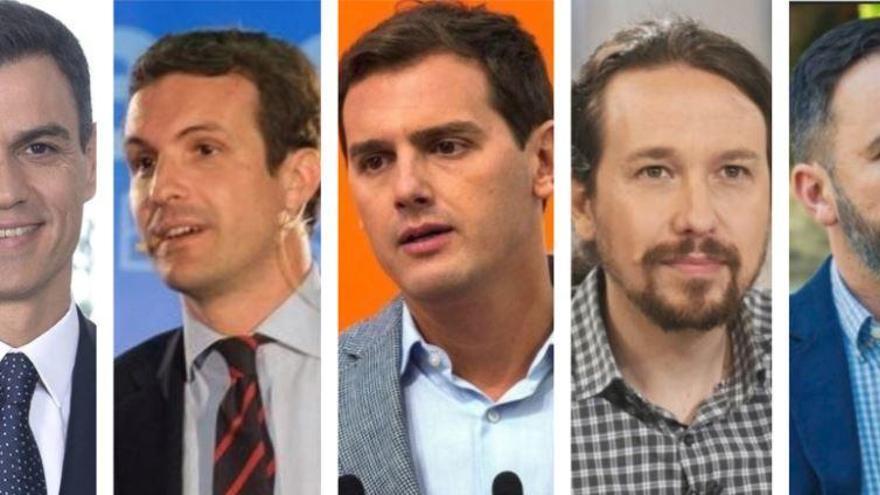 Sánchez accepta un debat a cinc que inclou a Vox el 23 d'abril