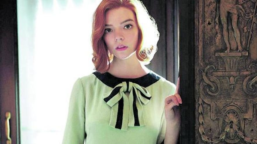 Anya Taylor-Joy da el jaque a Hollywood