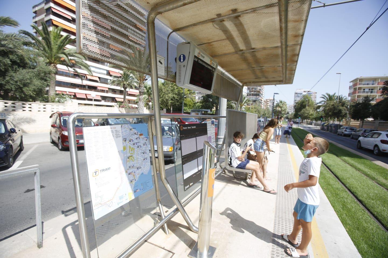 La conexión del TRAM de Alicante con el Hospital de Sant Joan se hará con un ramal desde la playa de San Juan