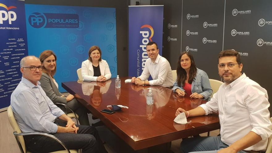 Mompó será el candidato oficial a presidir (y pacificar) el PP de València