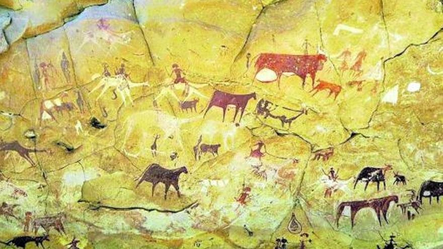 Del nómada del Paleolítico al nómada digital