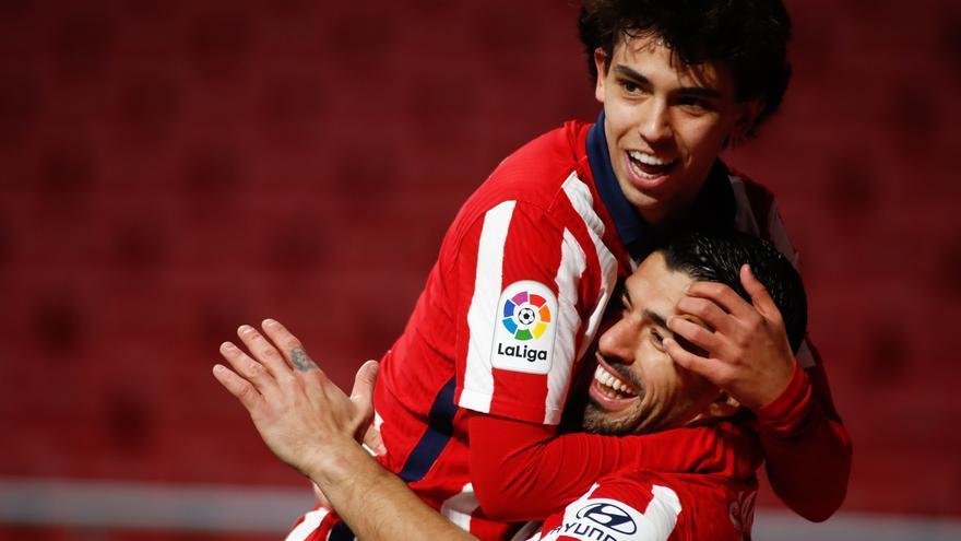 Sigue en directo el Levante - Atlético de Madrid
