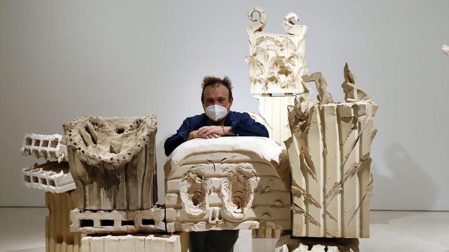 "Miquel Barceló: ""Mi obra es una suma de errores con una coherencia involuntaria"""