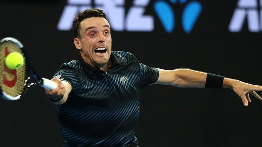 Bautista se lleva el último partido de Murray en el Abierto de Australia