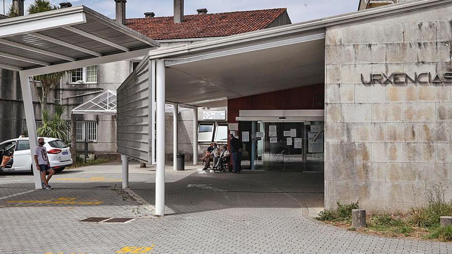 El centro de salud de Ponteareas se queda sin turno de tarde por falta de médicos