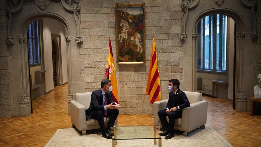 Katalonien-Konflikt: Zumindest spricht man jetzt wieder miteinander