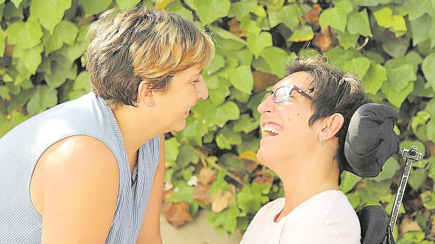 La C. Valenciana tiene 5.000 cuidadores no profesionales menos que hace una década
