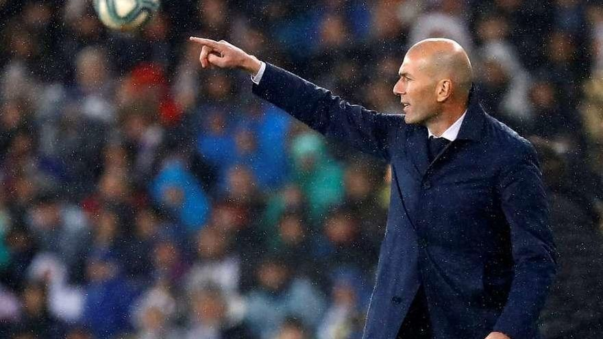 Zinedine Zidane recupera su idea