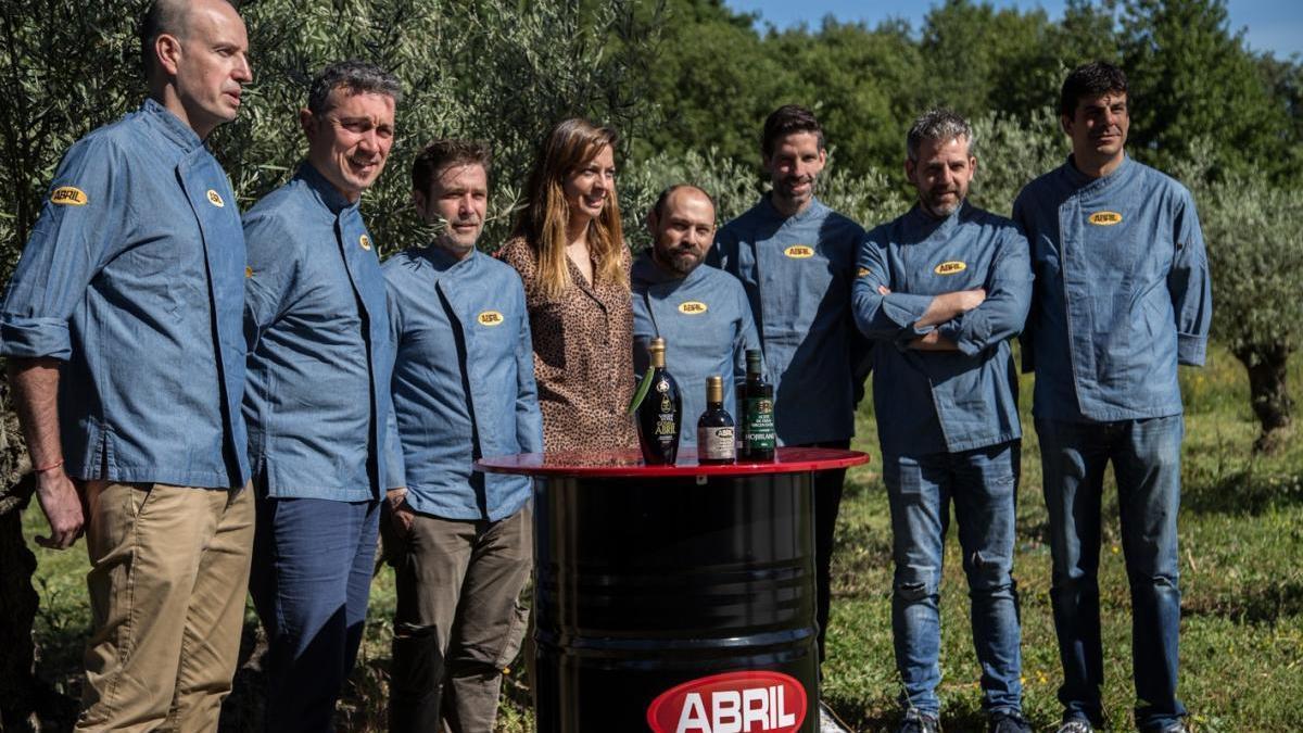 "Aceites Abril apoya a la hostelería gallega con su campaña  ""todo vai saber mellor"""