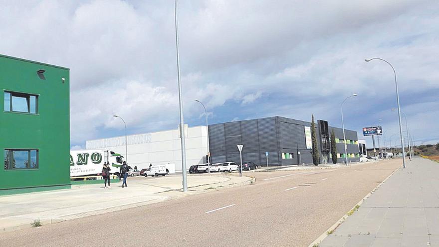 El Centro de Transportes y Logística de Benavente, 1,2 millones de cifra de negocio