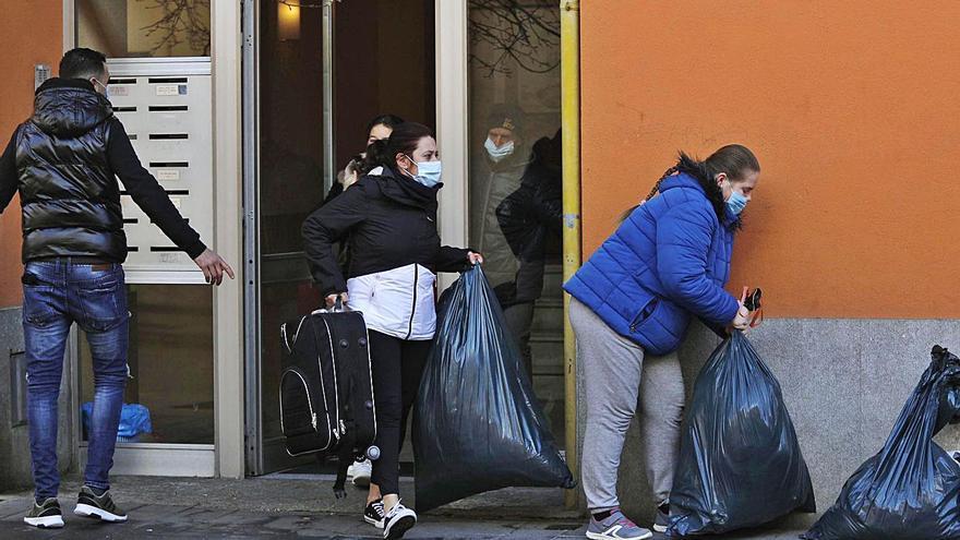 Cauen un 12% els ajuts urgents per risc de perdre l'habitatge