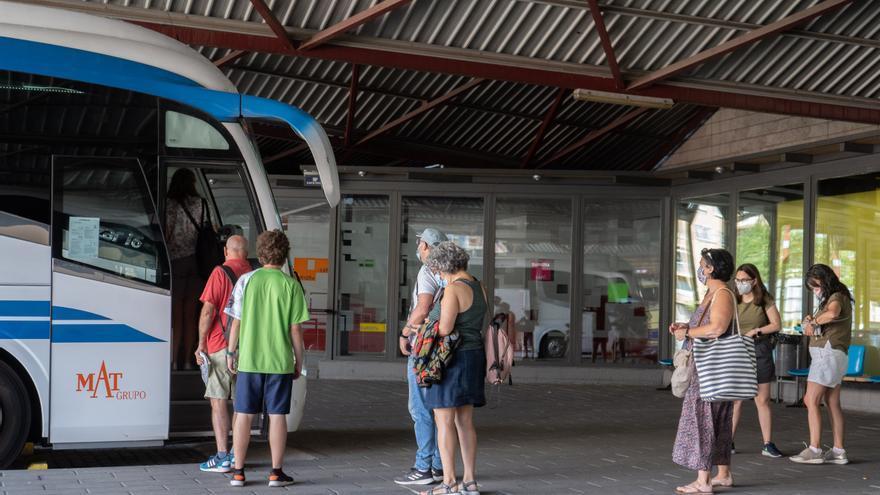 La crisis COVID mantiene el negocio de viajeros al límite en Zamora: solo ha crecido el 15%