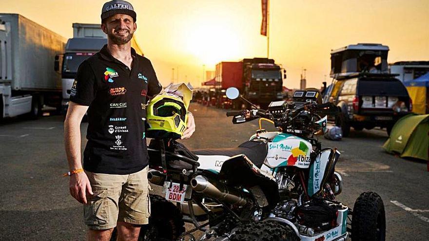 Toni Vingut vuelve a la acción en el segundo Andalucía Rally