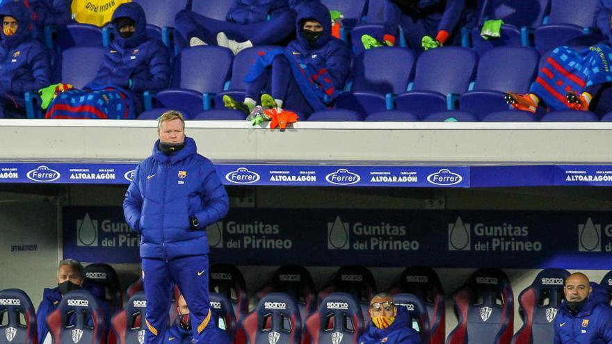 El Barcelona regatea al coronavirus para calibrar al Athletic de Marcelino