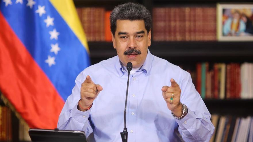 """Maduro, sobre Trump: """"Ojalá todo esto lo lleve a ser más reflexivo y más humano"""""""
