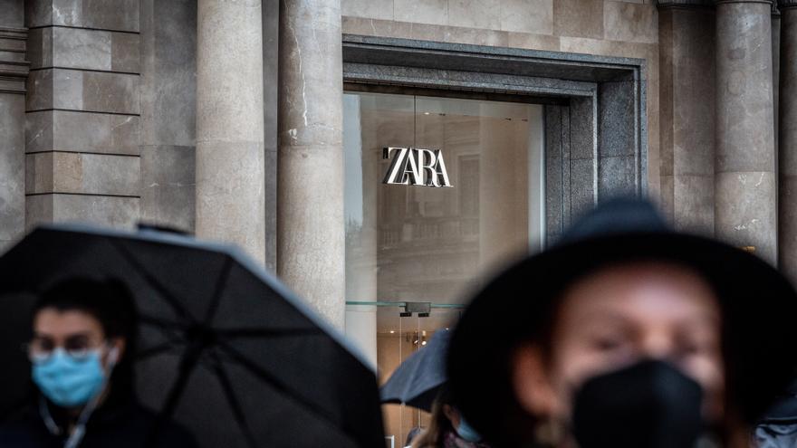 Las restricciones en Europa lastran el plan de reactivación de la venta física de Inditex