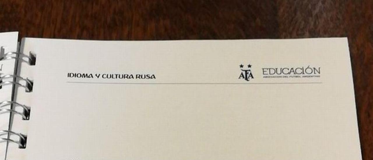 Vergonzoso manual de la AFA a los periodistas argentinos sobre cómo ligar en Rusia