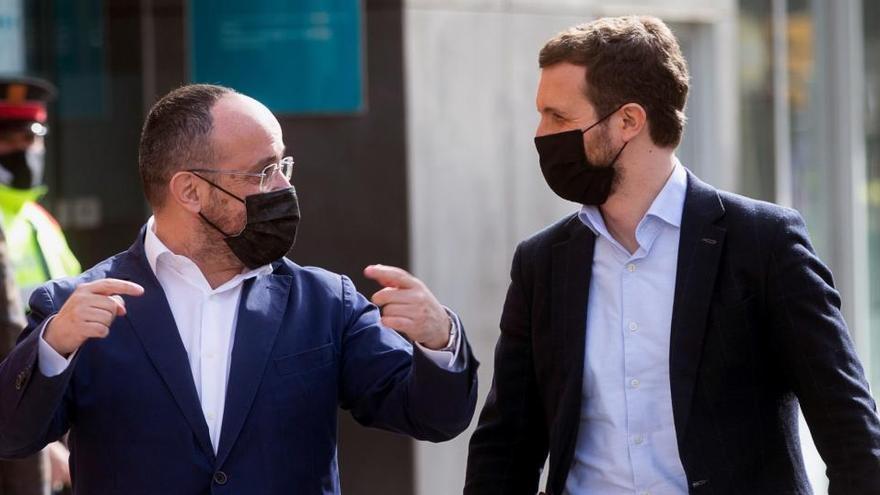 """Casado: """"El PP que es más necesario que nunca en toda España"""""""