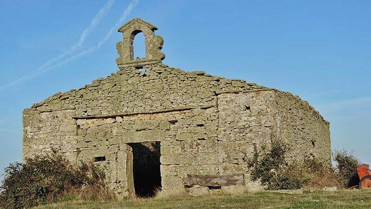 Ermita del Humilladero de Villamor de Cadozos. | Hispania Nostra