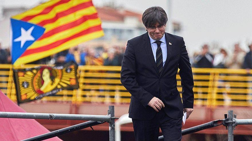 """Junqueras, a Puigdemont, Comín y Ponsatí: """"No estáis solos. Ganaremos a la injusticia"""""""
