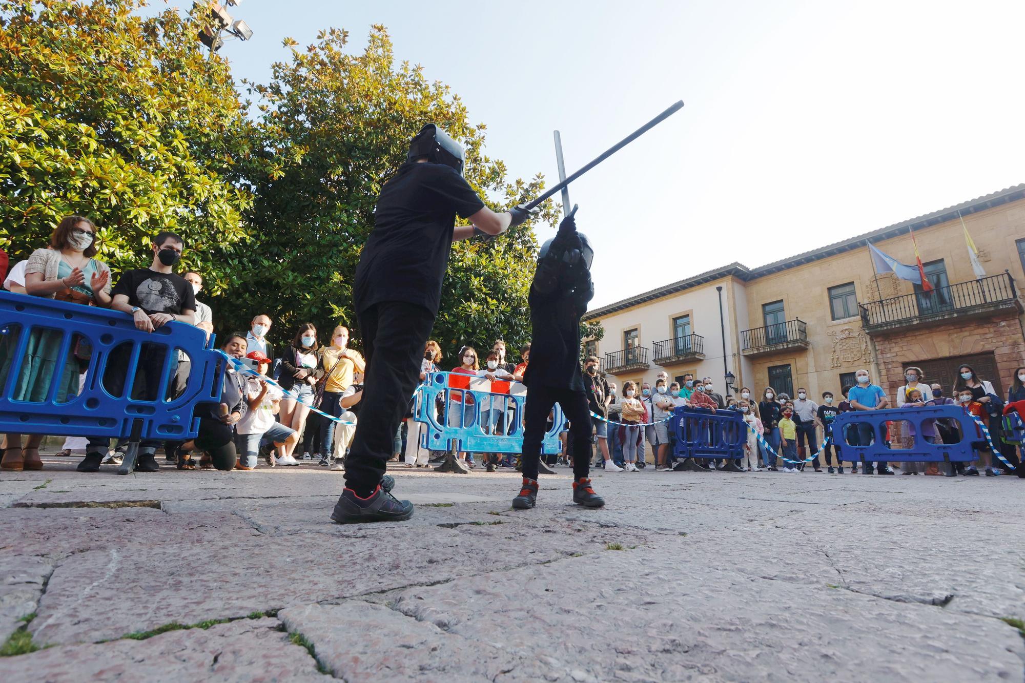 """Oviedo viaja a los tiempos de Alfonso II """"El Casto"""""""