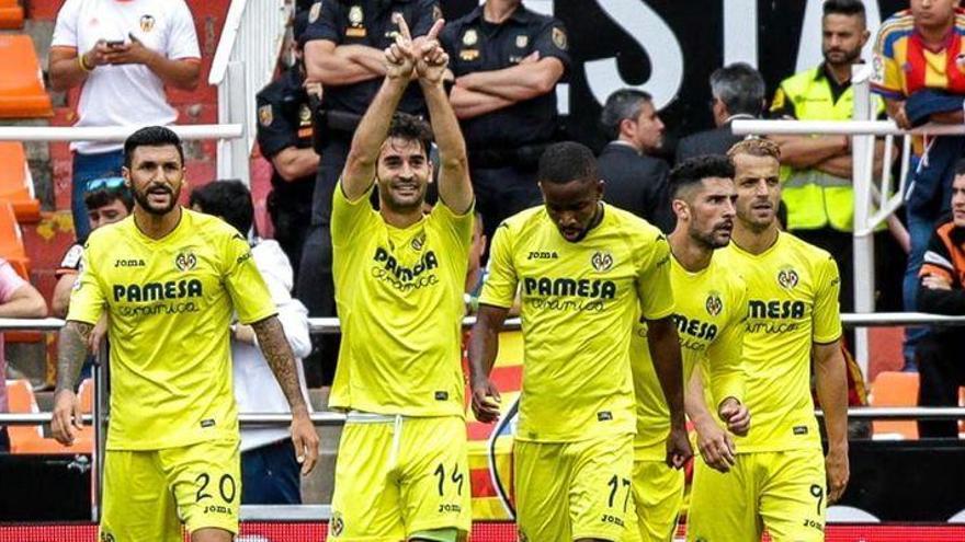 El Villarreal confirma un amistoso ante el Inter el 6 de agosto
