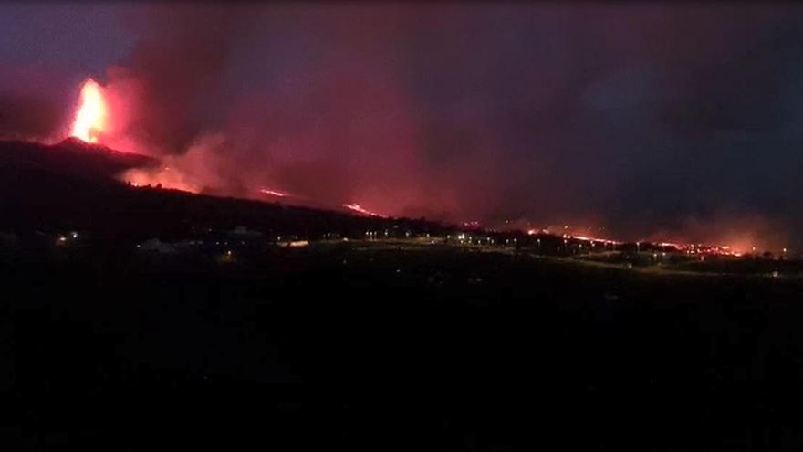 El volcán de La Palma despierta máxima expectación