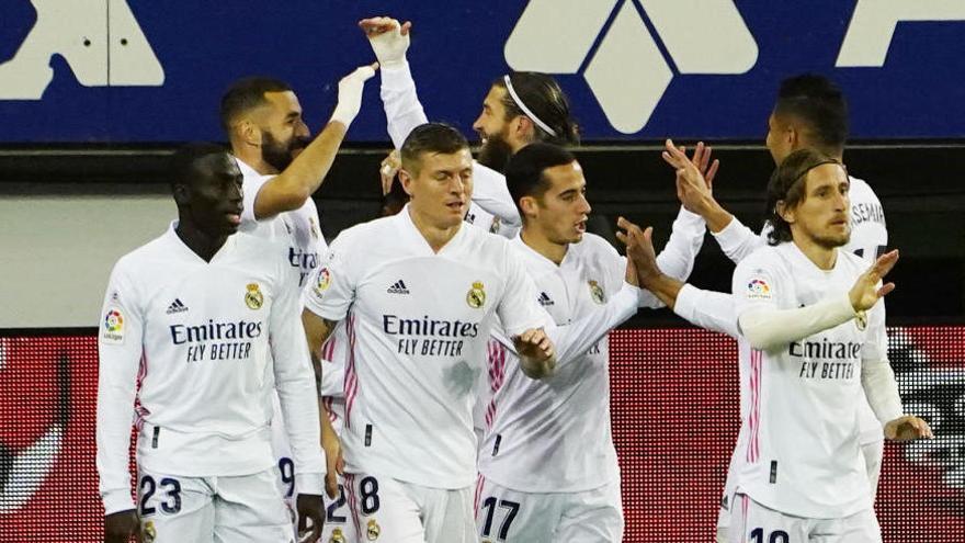 El Madrid 'raja' de nuevo contra los árbitros