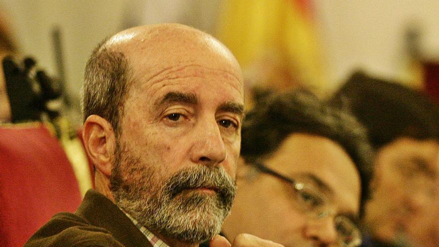 Santiago Pérez, nuevo senador autonómico