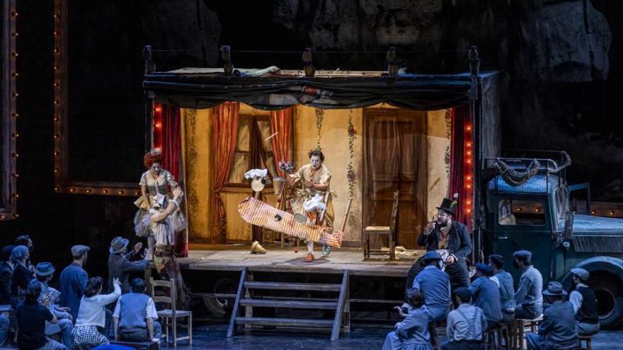 «Cavalleria rusticana» y «Pagliacci», la mejor ópera de la temporada
