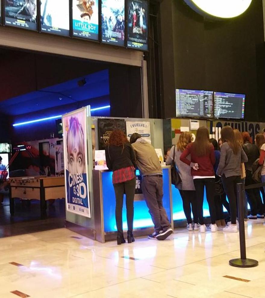 La Fiesta del Cine vuelve a Murcia