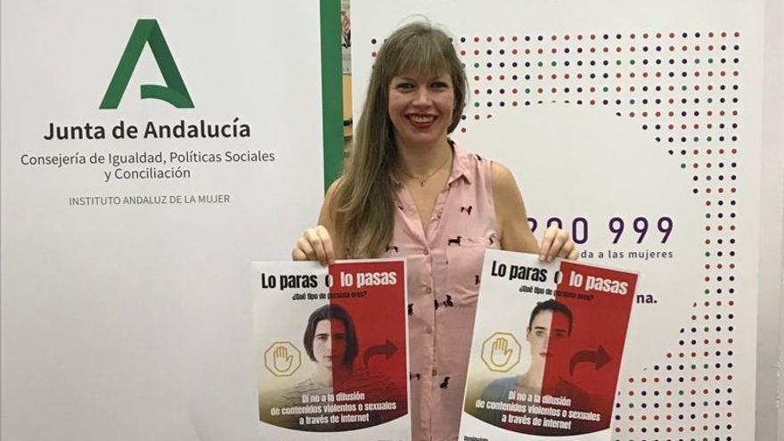 El IAM lanza la campaña 'Lo paras o lo pasas' para prevenir  la violencia contra las mujeres a través de internet y las redes sociales