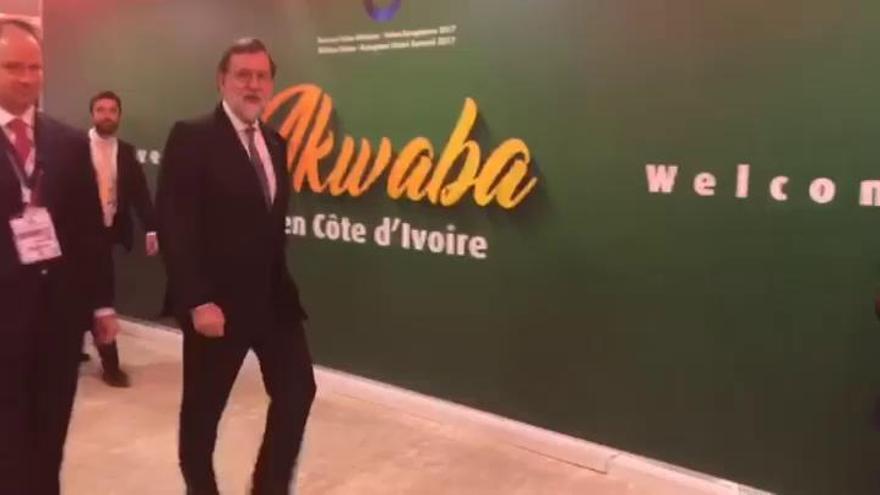 Rajoy alaba la cooperación con Marruecos contra la inmigración ilegal