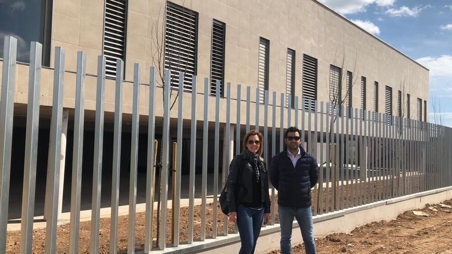 Paterna concluye las obras de la residencia y la cede a la Generalitat